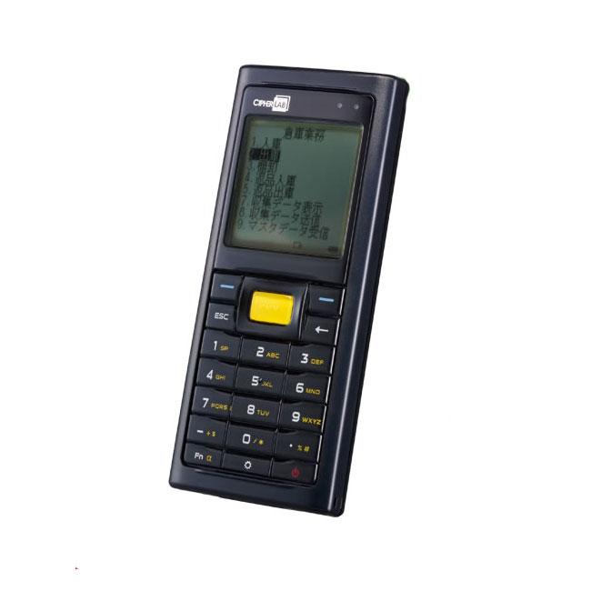 ハンディターミナル バーコード MODEL 8200シリーズ 4MBメモリ ロングレンジCCD 8200-C-4M サイファーラボ Cipher LAB