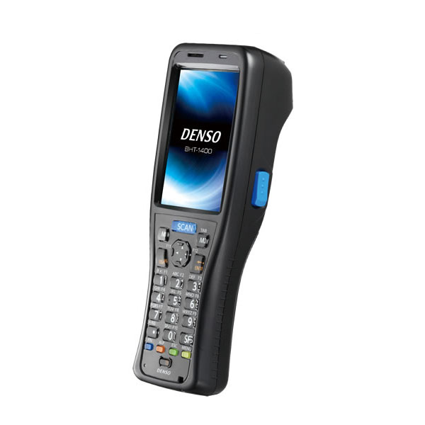 ハンディターミナル バーコード BHT-1461BWB-CE(BHT-1400シリーズ) バーコードスキャナーモデル 無線LAN Bluetooth 【3年保証】ウェルコムデザイン