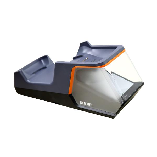 V1s用ハンズフリースタンド (充電機能付) SUNMI