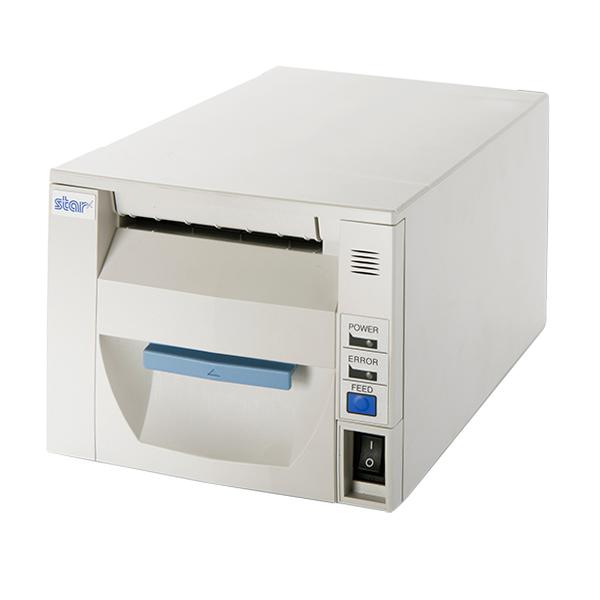 感熱紙プリンター ACアダプタ別売 2年保証 Blueooth接続 印字速度:250mm/秒 ホワイト ウェルコムデザイン