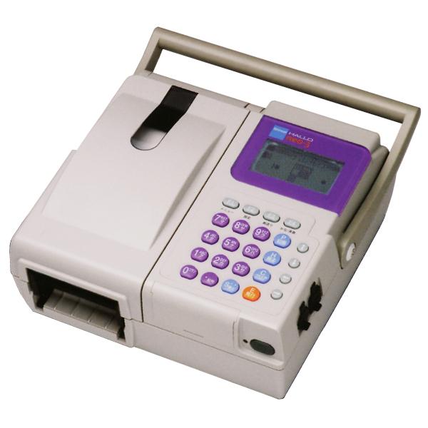 【ラベル作成ソフト付】携帯型2インチラベルプリンター neo3-B AC電源式【6か月保証】 AC-DCコンバータ付 HALLO