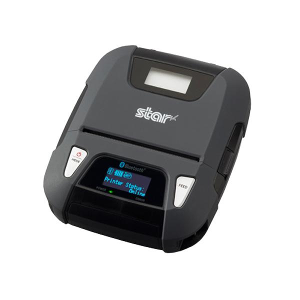モバイルプリンター SM-L300-UB57-JP レシートプリンター 【1年保証】オールインワンパッケージ 用紙幅40~80mm スター精密