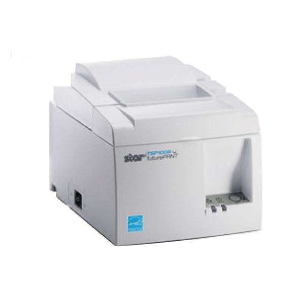 バーコードサーマルプリンタ Future PRNT TSP100III(無線LAN接続) ホワイト
