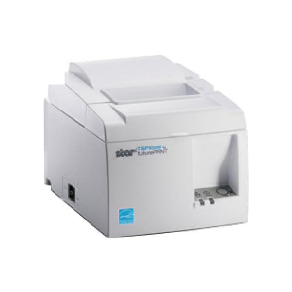 バーコードサーマルプリンタ Future PRNT TSP100III(LAN接続) ホワイト