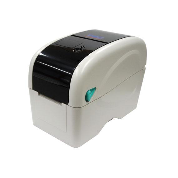 シリアル 熱転写バーコードプリンター(RTC付)300dpi TTP-323 USB接続 ウェルコムデザイン 2インチ幅