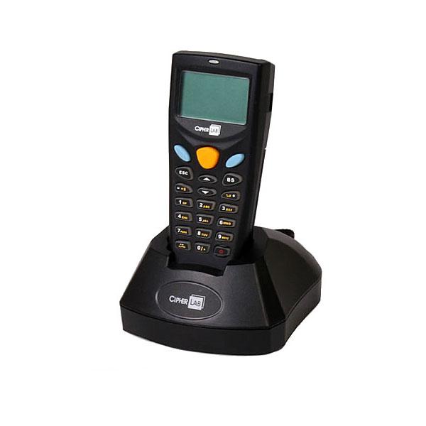 【特価 訳あり】 レーザスキャナ搭載バーコードハンディターミナル(1MB) MODEL8061シリーズ 充電式 本体【ソフト付】+通信クレードル(USBバーチャルCOM接続)バッチ式 8061L-01 ウェルコムデザイン