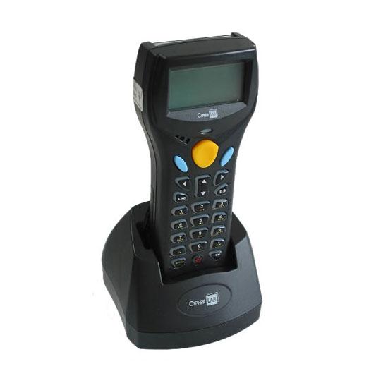 【特価】【アプリ付】バーコードハンディターミナル MODEL8360シリーズ 39キーモデル 充電式 レーザスキャナ本体+通信クレードル(USBバーチャルCOM接続) バッチ式  8360L-F ウェルコムデザイン