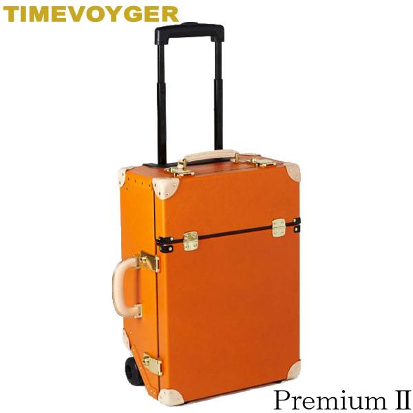 安達紙器工業 タイムボイジャー トロリーバッグ TV02-OR プレミアムII ビターオレンジ