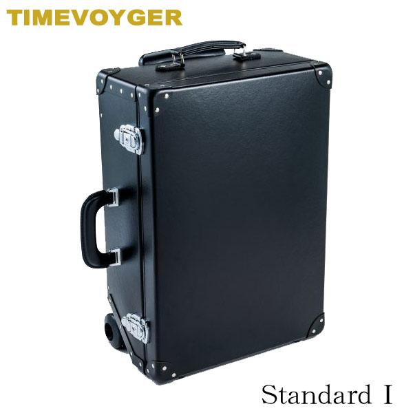 安達紙器工業 タイムボイジャー トロリーバッグ TV03-BK スタンダードI ブラック