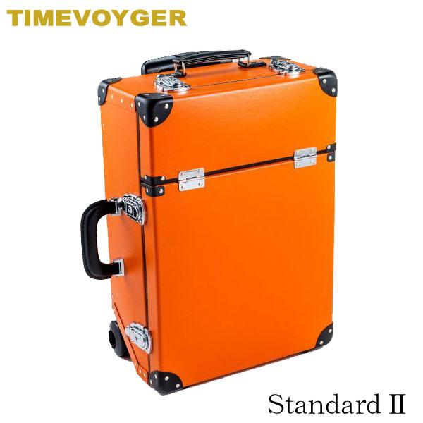 安達紙器工業 タイムボイジャー トロリーバッグ TV04-OR スタンダードII ビターオレンジ