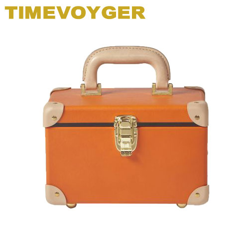 安達紙器工業 タイムボイジャー コレクションバッグ SS オレンジ