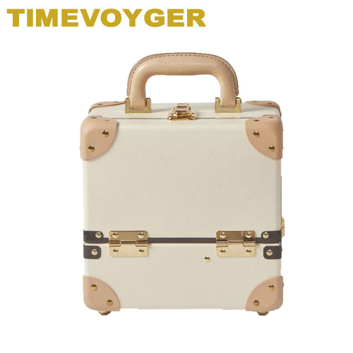 安達紙器工業 タイムボイジャー コレクションバッグ S サンドベージュ