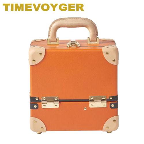 安達紙器工業 タイムボイジャー コレクションバッグ S オレンジ
