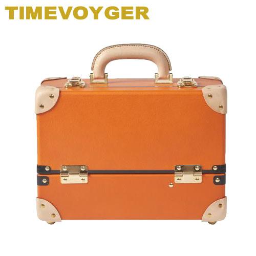 安達紙器工業 タイムボイジャー コレクションバッグ M オレンジ