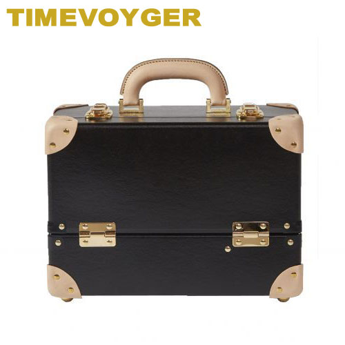 安達紙器工業 タイムボイジャー コレクションバッグ M ブラック
