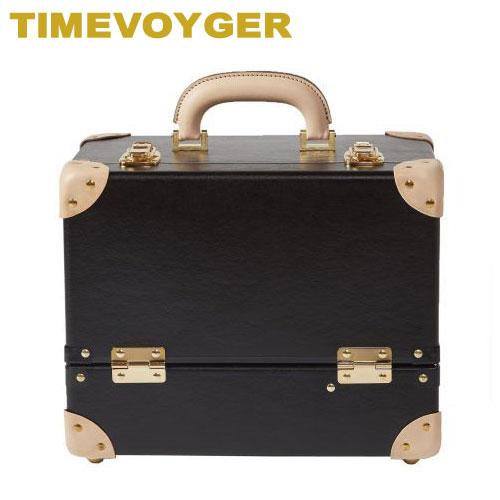 安達紙器工業 タイムボイジャー コレクションバッグ L ブラック