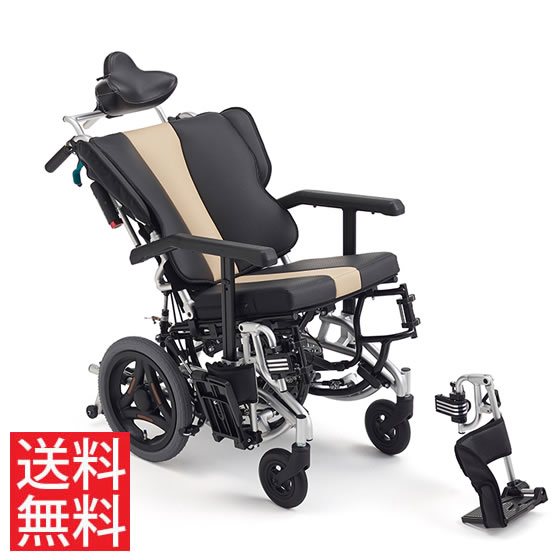 車椅子 リクライニング ティルト チルト コンパクト MIKI TRシリーズ TRC-3DX 介助用 車いす 車イス スイングアウト 転倒防止バー 人気 使いやすい