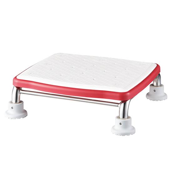 アロン化成 ステンレス製 浴槽台R あしぴた ソフトタイプ ジャストタイプ ジャストソフト10 お風呂台 浴槽台 バスグッズ 浴槽出入り 台座 浴槽関連 入浴 便利グッズ 滑り止め 安全 536-500