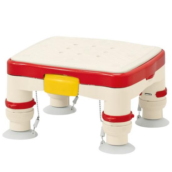 アロン化成 軽量 高さ調節付 浴槽台R かるぴったん ミニタイプ ミニソフト プラスチック製 お風呂台 浴槽台 バスグッズ 浴槽出入り 台座 浴槽関連 入浴 便利グッズ 滑り止め 安全