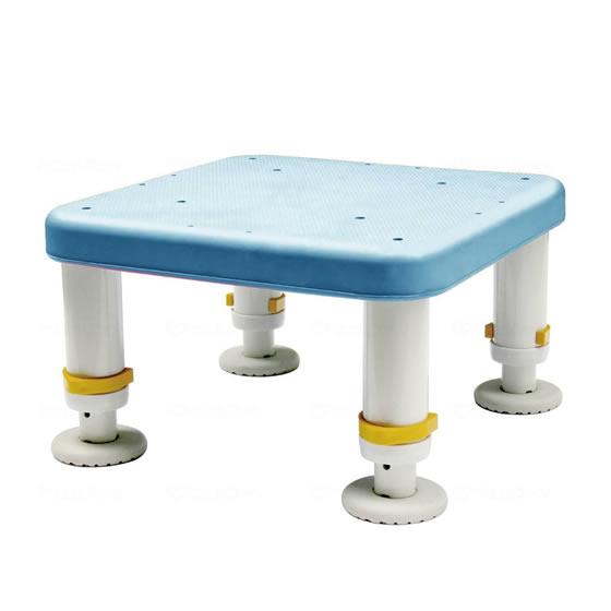 シンエイテクノ ダイヤタッチ浴槽台 浴槽台 コンパクト 滑りにくい 高さ調節