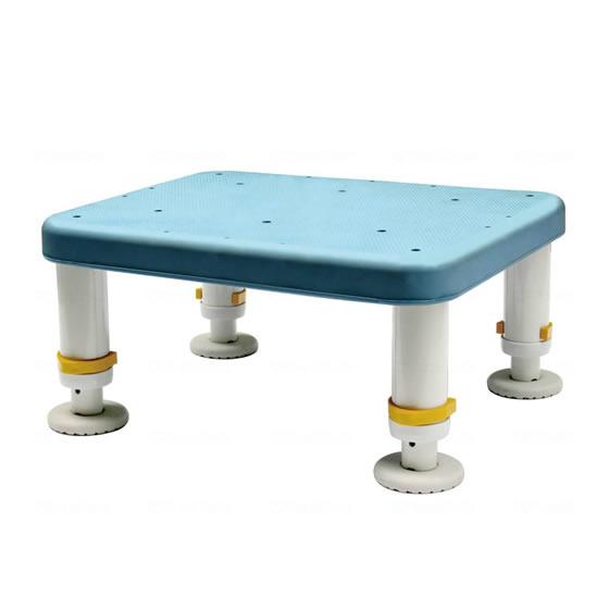 シンエイテクノ ダイヤタッチ浴槽台 浴槽台 レギュラー 滑りにくい 高さ調節
