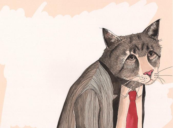 ジムボバート Jimbobart A4 アートプリント 9 Till Meow 250枚限定 直筆サイン入り 絵画 インテリア おしゃれ 北欧 プレゼント ギフト 新生活 新居 引越し祝い 新築 子供