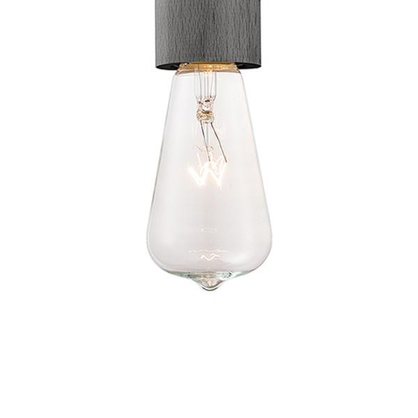 エジソン発明当初の電球がモデル アートワークの照明に 定番キャンバス アンティーク電球 E26 60W 通販 日本製 クリア アートワークスタジオArtwrokStudio BU-1028 白熱球x1個