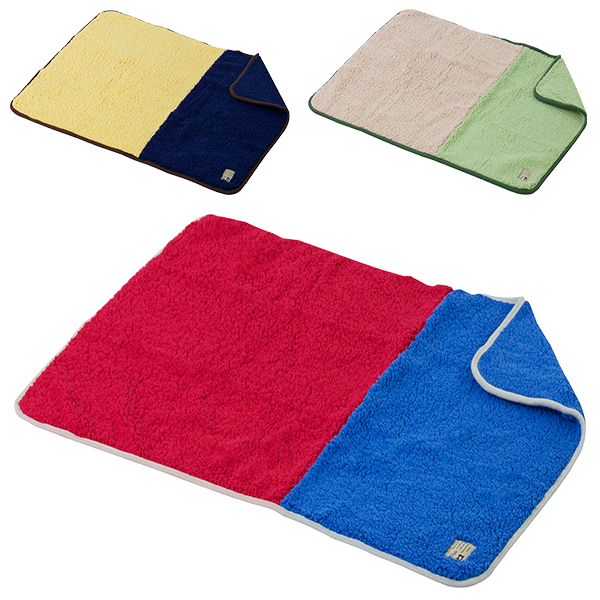 Whap And Whab  Two-tone and colorful blanket fluffy   fluffy s size ... ee24810036