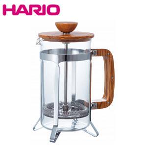 HARIO(ハリオ)カフェプレス ウッド 4杯用 CPSW-4-OV