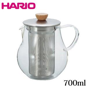 カジュアル感覚のティーピッチャー 紅茶 茶葉 開店記念セール HARIO ハリオ TPC-70HSV 結婚祝い ティーピッチャー 700ml