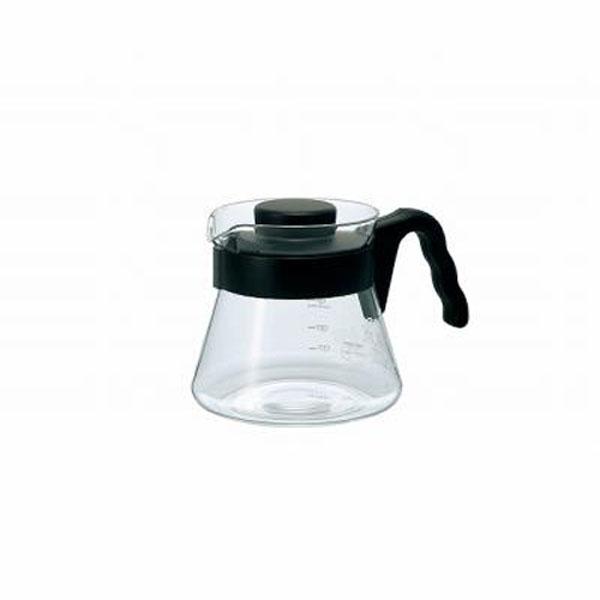 好みに合わせて抽出できる目安目盛とカップ表示付き コーヒー 大放出セール 珈琲 保証 ドリップ 耐熱 HARIO V60 ハリオ コーヒーサーバー450 VCS-01B