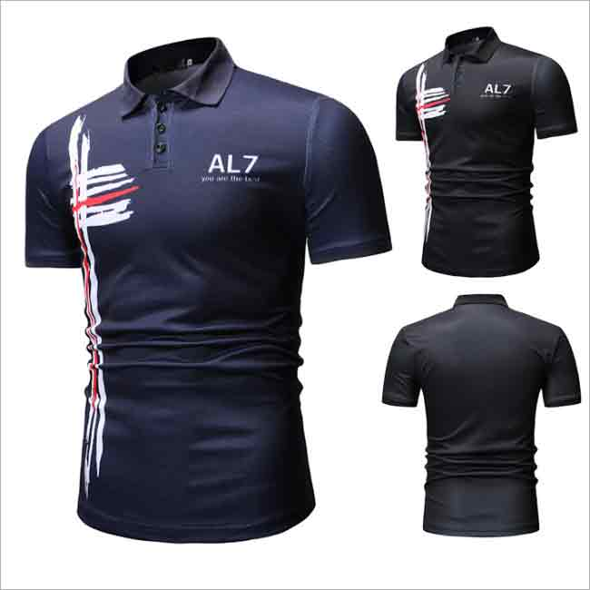 ゴルフウェア メンズ ポロシャツ アメカジ カジュアル 夏服 ついに入荷 通学 大幅値下げランキング ポロ 通勤 poloシャツ 半袖