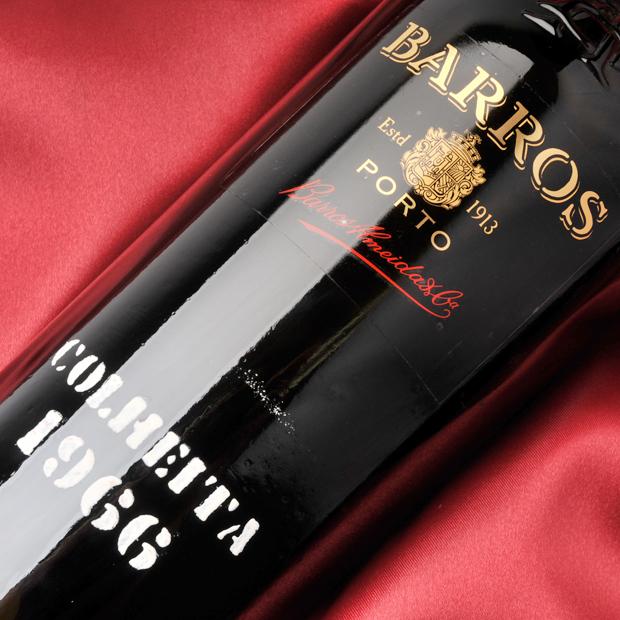 [赤ワイン][ポルトガル][単品]バロース コルヘイタ [1966] 750ml