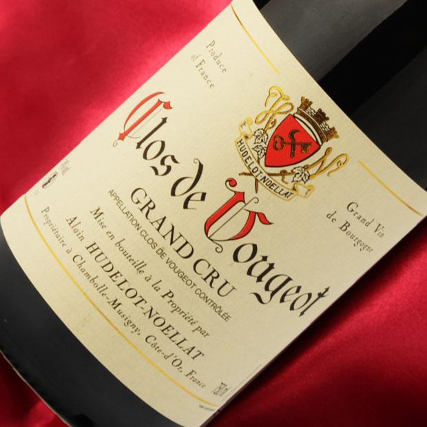 ブルゴーニュ ワイン ユドロ ノエラ クロ ド ヴージョ グランクリュ 2013 750ml フランス 特級畑 ピノ・ノワール 赤 ミディアムボディ(中重口) HUDELOT NOELLAT CLOS DE VOUGEOT GRAND CRU 13 赤ワイン WINE 葡萄酒 果実酒