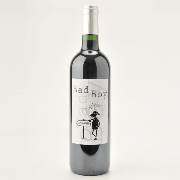 紅葡萄酒壞服務生[2013]750ml法國AOC波爾多紅媒介類型(中重口)/紅葡萄酒WINE葡萄酒BAD BOY