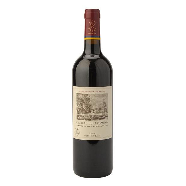 シャトー デュアール ミロン 2015 750ml | ボルドー フランス ワイン ボルドーワイン 赤ワイン 赤 bordeaux wine chateau 中重口 ミディアムボディ グレートヴィンテージ オススメ 人気 限定 蔵出し ポイヤック