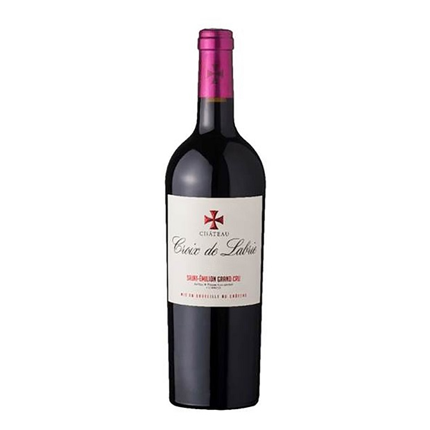 新入荷 シャトー クロワ ド ラブリ 2015 750ml | ボルドー フランス ワイン ボルドーワイン 赤ワイン 赤 bordeaux wine chateau 中重口 ミディアムボディ グレートヴィンテージ オススメ 人気 限定 蔵出し サンテミリオン歳暮 クリスマス 年末年始