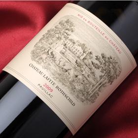 シャトー ラフィット ロートシルト 750ml [2009] メドック第1級 フランス ポイヤック 赤ワイン フルボディタイプ(重口) CH LAFITE ROTHSCHILD [W]