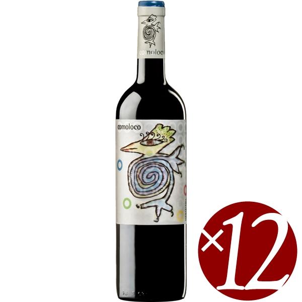 【ポイント2倍(16日2時まで)】コモロコ/オロワインズ 750ml×12本(赤ワイン)