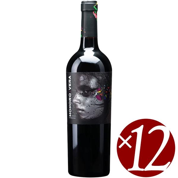【ポイント2倍(16日2時まで)】オノロ ベラ/ボデガス アテカ 750ml×12本(赤ワイン)