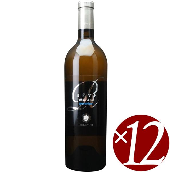 【まとめ買い】レーヴェ ペコリーノ/ヴェレノージ (白ワイン)750ml×12本