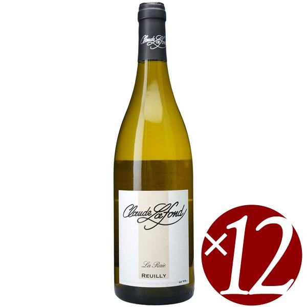 【まとめ買い】ルイイ ブラン ラ レ/クロード ラフォン (白ワイン)750ml×12本