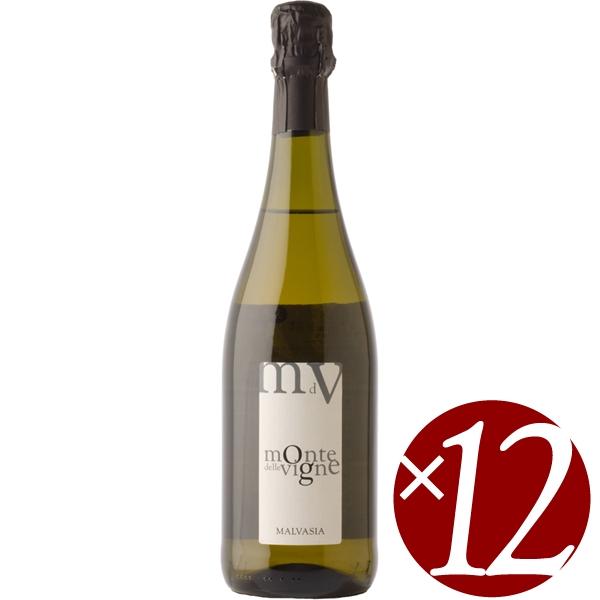 【ポイント2倍(16日2時まで)】【まとめ買い】マルヴァジア/モンテ・デッレ・ヴィーニェ (スパークリングワイン)750ml×12本