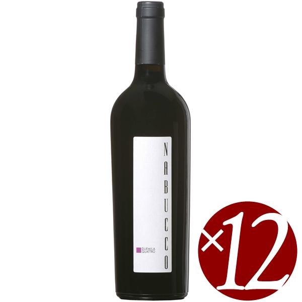【ポイント2倍(16日2時まで)】【まとめ買い】ナブッコ/モンテ・デッレ・ヴィーニェ (赤ワイン)750ml×12本