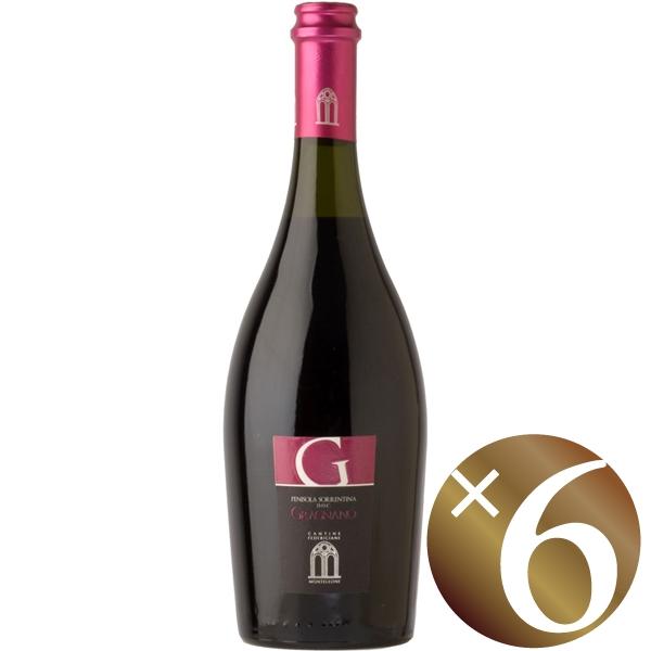 【まとめ買い】グラニャーノ/フェデリチャーネ (スパークリングワイン)750ml×6本