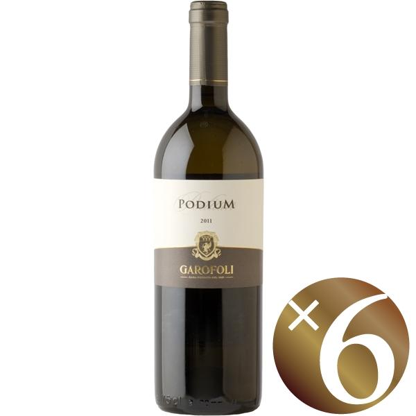 ヴェルディッキオ ポディウム/ガロフォリ 750ml×6本 (白ワイン)
