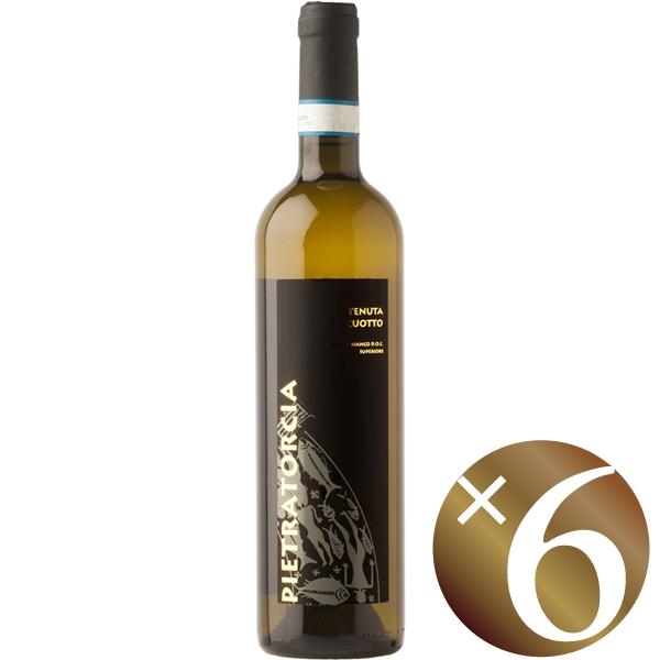 【まとめ買い】テヌータ クオット/ピエトラトルチャ (白ワイン)750ml×6本