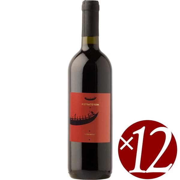 【まとめ買い】ティフェオ・ロッソ/ピエトラトルチャ (赤ワイン)750ml×12本