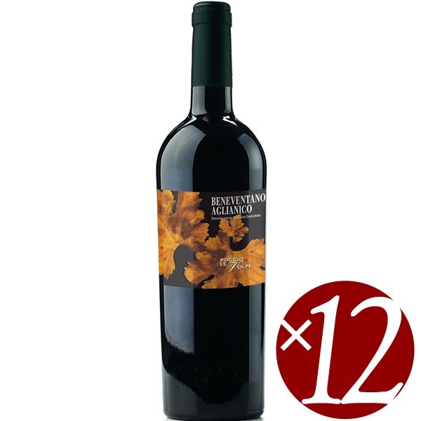 アリアニコ/ポッジョ・レ・ヴォルピ 750ml×12本 (赤ワイン)