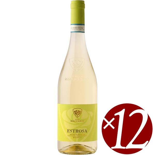 エストローザ/ピコ・マッカリオ 750ml×12本 (白ワイン)